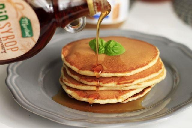 Pancakes - nasza niedzielna tradycja (przepis i ulubione dodatki)