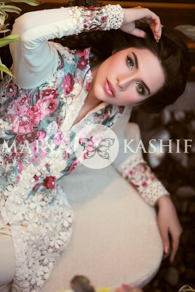 Maria Kashif Eid Ul Adha Semi Formal Collection 2013 for Ladies (21)