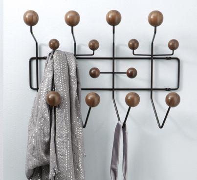 Eames Hang it all in walnut