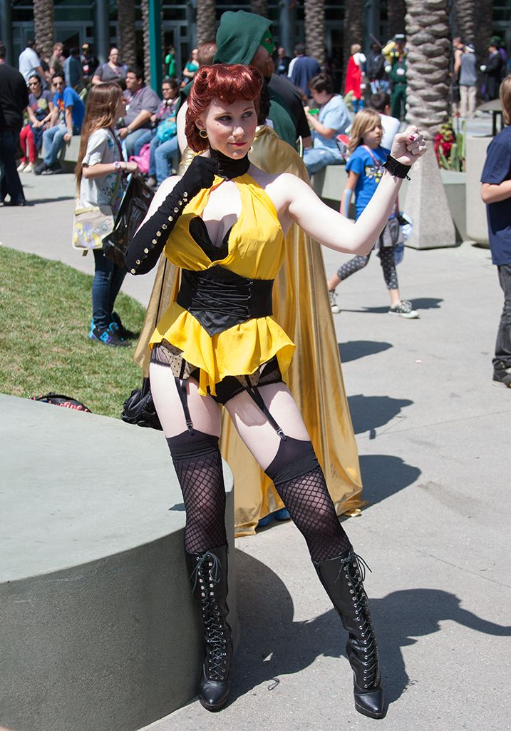 Silk Spectre by westudios on deviantART