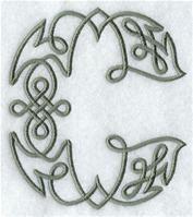 106 best Celtic Letters and Alphabets images on Pinterest   Celtic ...