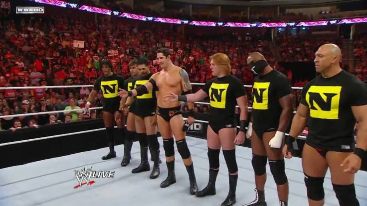 Ryback Talks About His Time in The Nexus, Wade Barrett as Their Leader