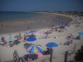 Corporation Beach in Dennis, Ma- a great family beach in Cape Cod