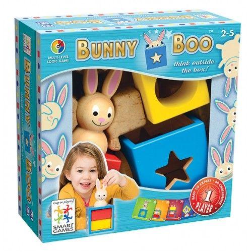 Bunny Peek a Boo Logic Game by Smart Games