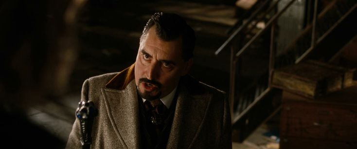 Alfred Molina as Maxim Horvath in Disney's The Sorcerer's Apprentice (2010).