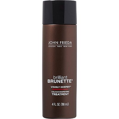 John Frieda Brilliant Brunette Color Deepening Treatment