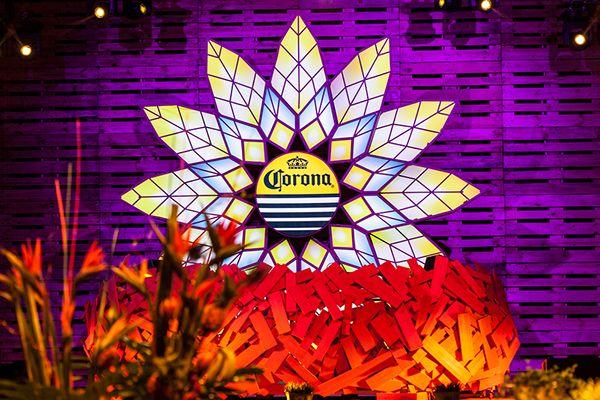 Corona Hidden Sunsets Evento on Behance