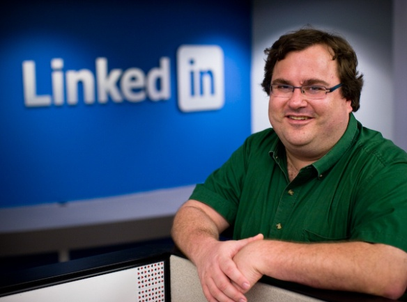 3 Secrets of Highly Successful Graduates ...    Here's a great presentation from Reid Hoffman the founder of LinkedIn, with some really worthwhile messages. Soon to be graduates and students should read this!