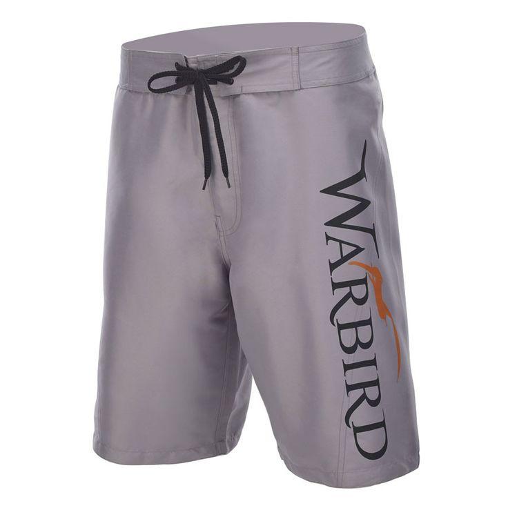 Men's Classic Board Shorts - Gray
