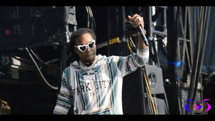 Migos Live @ The Meadows Music and Art Festival 2017 NYC - YouTube