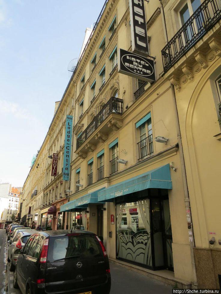 Пообедать недорого в центре Парижа. Рестораны Галереи Лафайет / Galeries Lafayette