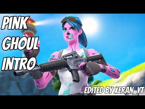 pink ghoul trooper intro // free fortnite intro no text // editedxeranyt - youtube in