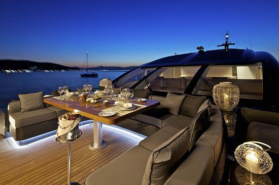 The stunning 40 metre charter yacht O'Pati: Tables Sets, Favorite Places, Dreams, Luxury Yachts, Boats, Dinner Time, Lifestyle 333, Romantic Dates, Luxury Lifestyle