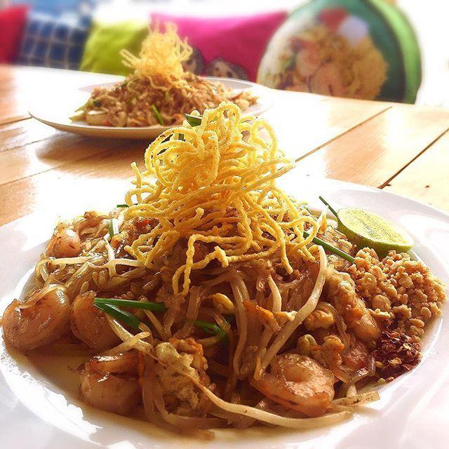 Padthai , the popular dish @Kinthai on Waymouth.  #adelaide #adelaidefood #adelaidefoodie #thaifood #instafood #instagood #eatlocal #eatsustainable #eatfresh #eatlocalSA #food #foodie #foodporn #foodstagram #godiadl #goodfeed #viplaunch #foodpic #foodstagram #foodshare #foodlife #foodblogger #adelaideblogger #igfood #foodgram #foodandwine #foodphotography #instanoms #foodgasm #foodspotting