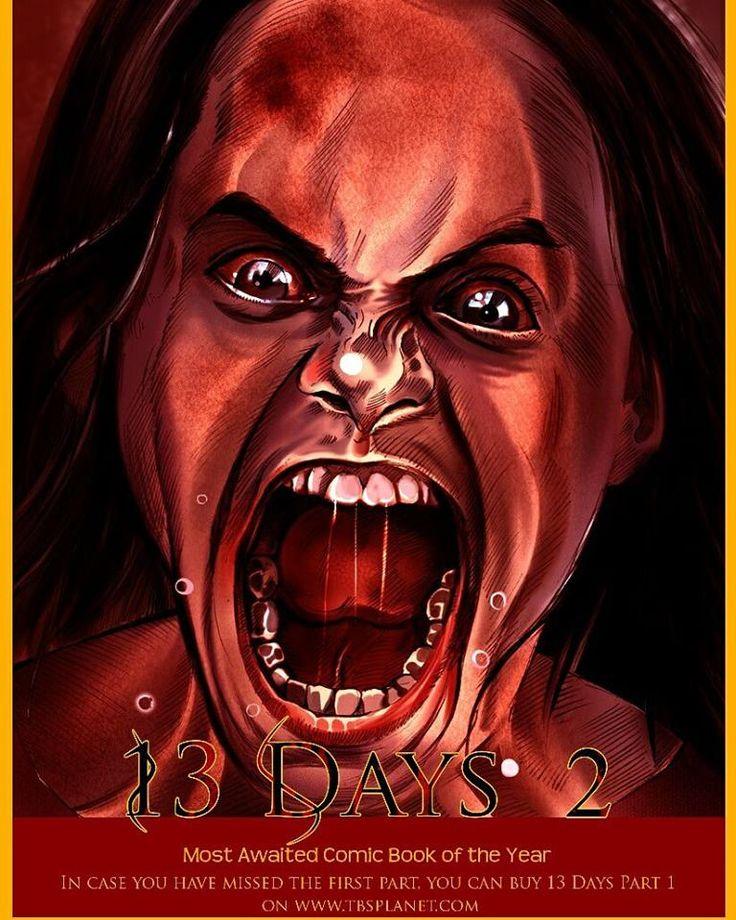 13 Days (Part 2) - TBS Planet Comics #upcoming