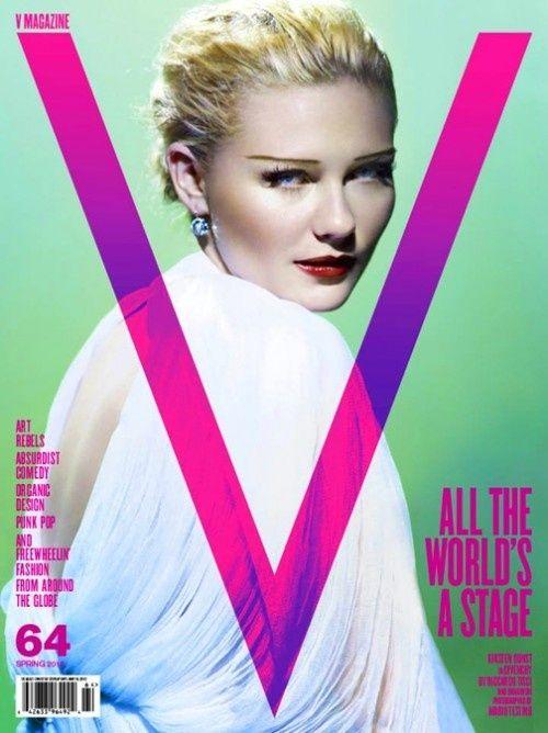 Magazine: V Magazine.