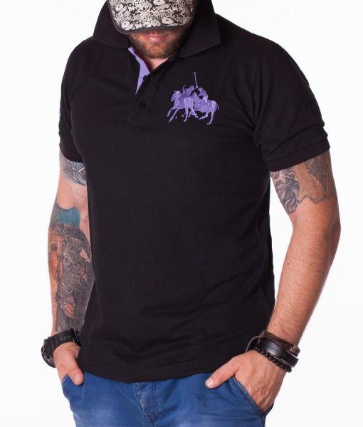 Ralph Lauren Tricouri Polo - tricou polo negru