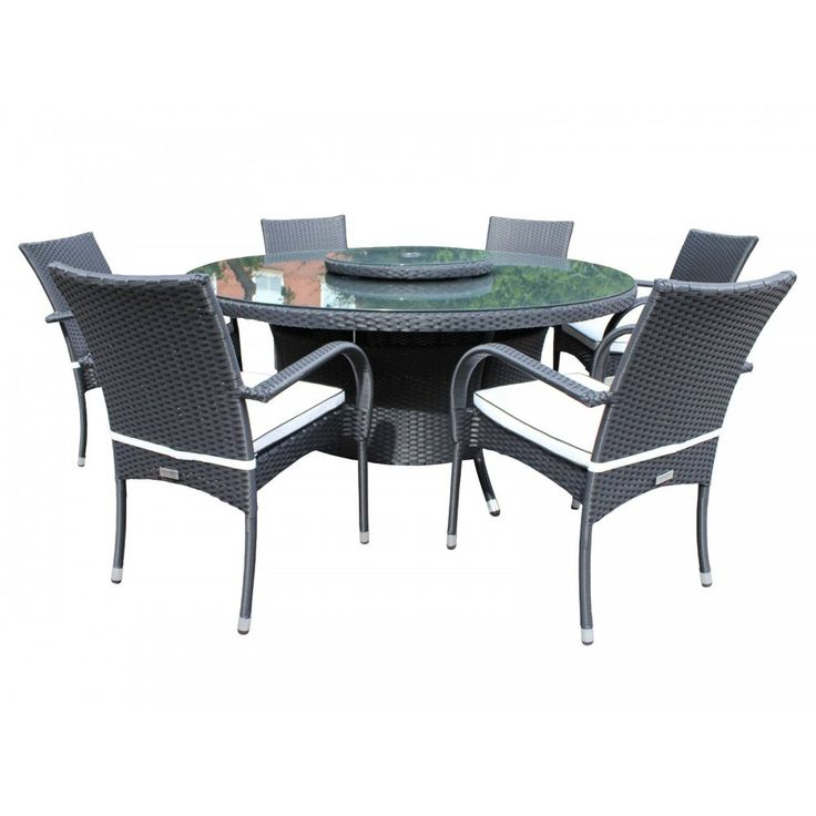 garden round chocolate roma small ideal set in and chairs coffee chair mix rattan table cream seat