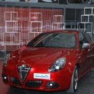 Alfa Romeo style..