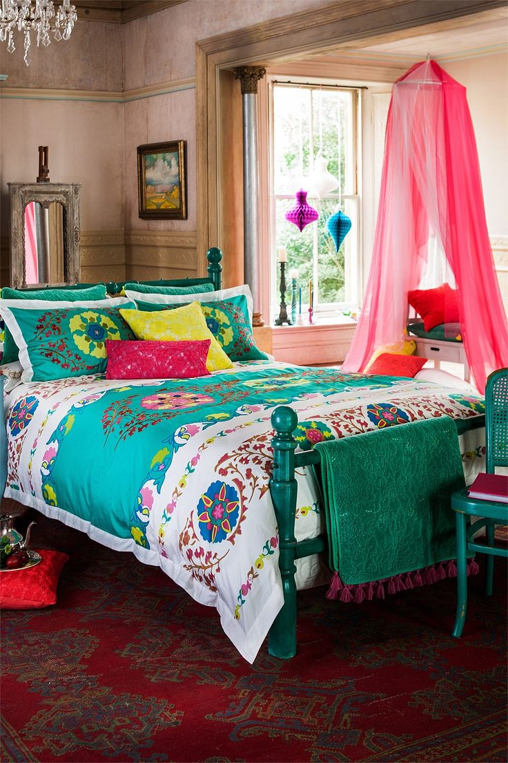Trelise Cooper at Home - Trelise Cooper Marrakesh Express Duvet Cover Set - EziBuy New Zealand