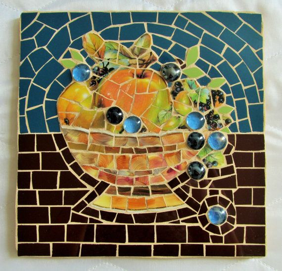 157 best images about mosaic tutti fruiti on pinterest for Mosaic pieces for crafts