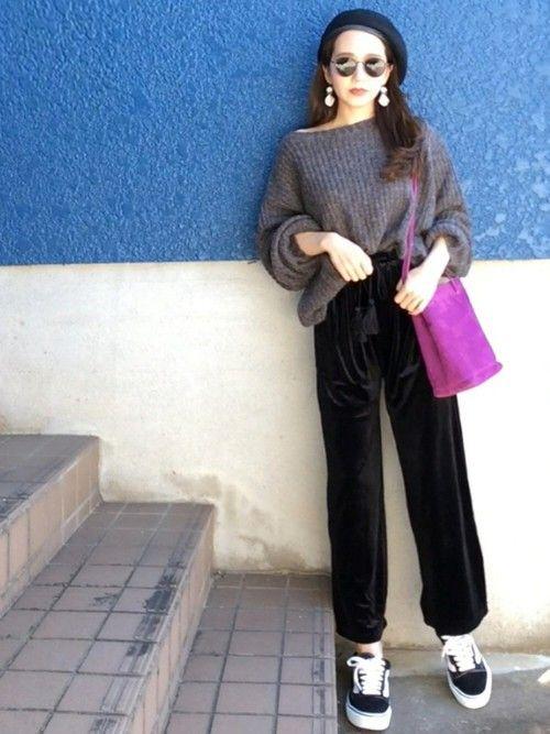 DONOBANのハンチング・ベレー帽を使ったshino◡̈*❤︎のコーディネートです。WEARはモデル・俳優・ショップスタッフなどの着こなしをチェックできるファッションコーディネートサイトです。