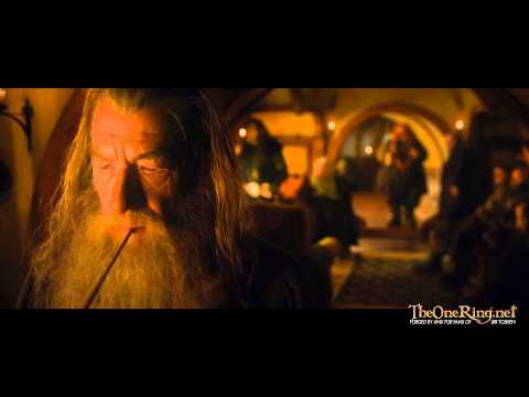 EXCLUSIVE - Misty Mountains song HD from The Hobbit. This song... I like it... ANOTHER!