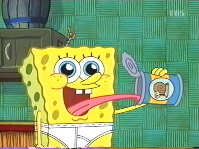 One of the easiest ones has to be Spongebob Squarepants by Stephen Hillenburg. Just because his name gives it away and the fact that his the shape of a square. Than theres his hilarious friend Patric Star also the shape of a Star. Both ordinary shapes and used for good children humor.