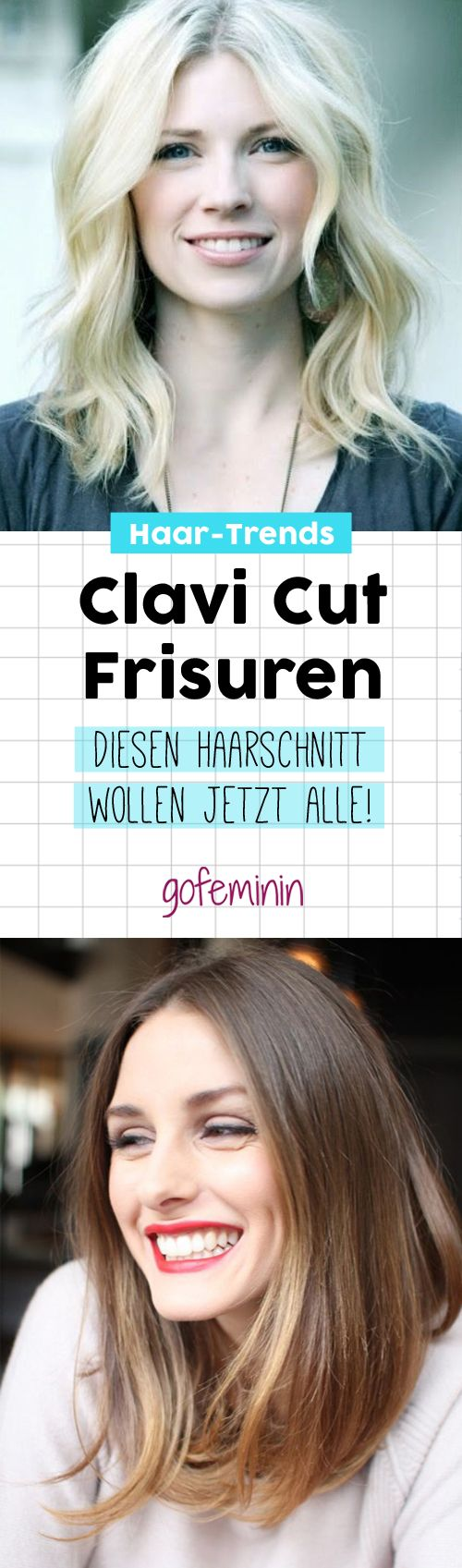 Clavi-Cut: So you wear the new trend hairstyle from Hollywood