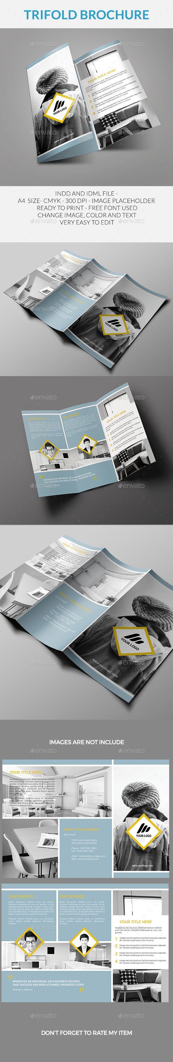 trifold brochure paper