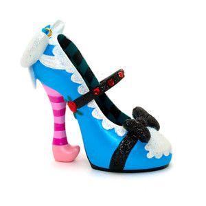 Les chaussures des princesses Disney - Pensées d'une Shoesaholic
