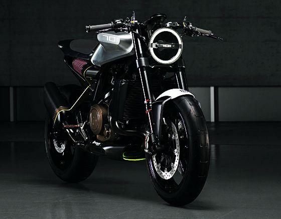 Le constructeur suédois profitait du salon de Milan pour présenter le Concept 701 Vitpilen. Au menu, un moteur de KTM pour et un design ultra futuriste. Mais surtout, la confirmation qu'Husqvarna change de cap. Explication.