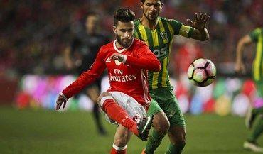 Rafa Silva: «Não desesperarfoi o mais importante». SLB