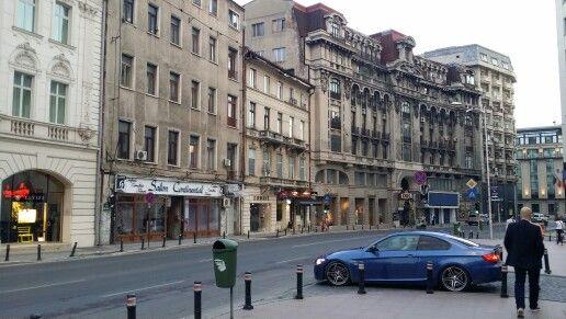 bucharest victoria's street