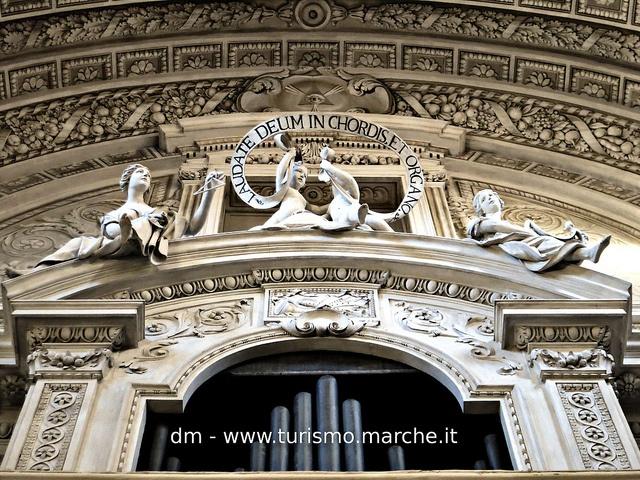 Collegiata's Church - Offida, Marche - Italy