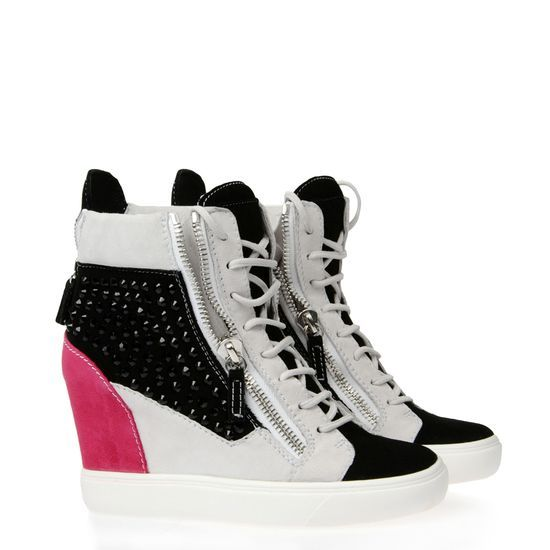 Sneakers - Sneakers Giuseppe Zanotti Design Women on Giuseppe Zanotti Design Online Store @@Melissa Nation@@ - Autumn-Winter Collection for men and women. Worldwide delivery.  RDS310 002