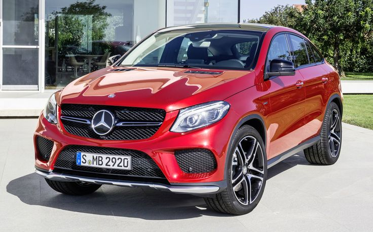 Mercedes-Benz GLE Coupe Release Date