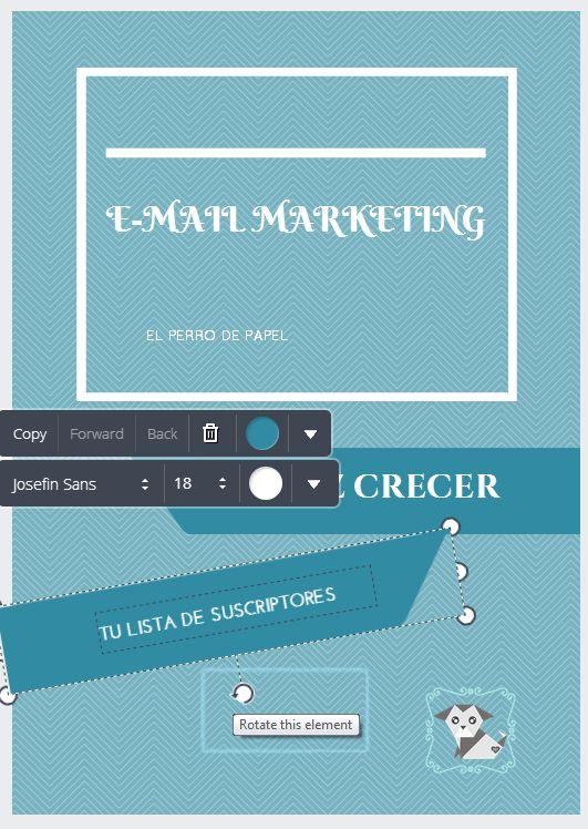 El Perro de Papel: Diseño Personalizado para el Blog y Tutoriales Blogger: Publica tu Ebook: Diseña tu Portada con Canva