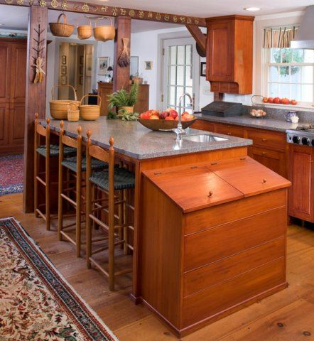 312 best A Kitchen Make-over? Hmm........ images on Pinterest | Prim Sall Primitive Wood Kitchen Countertops Ideas on