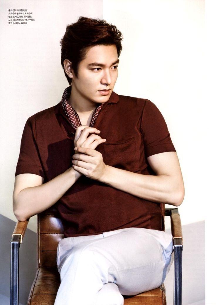 cr:letto_ @ Naver blog  Minho for L'Officiel Hommes 6/9