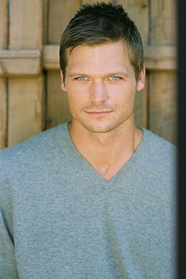 Bailey Chase - at last, my inspiration for Ian...or maybe I've been watching too much Longmire. *shrugs*