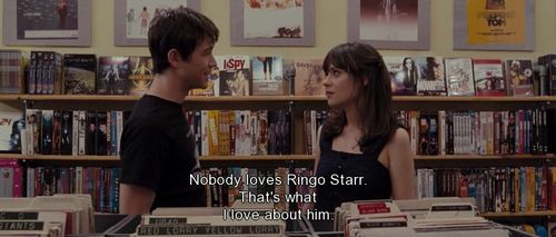 An scene from '500 Days of Summer'