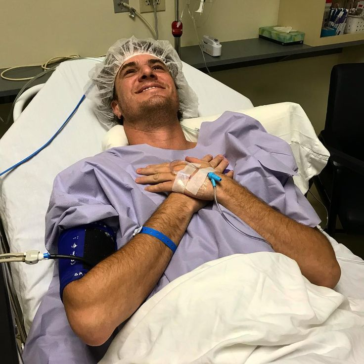 Shep Rose on Knee Injury That Landed Him in the Hospital | The Daily Dish