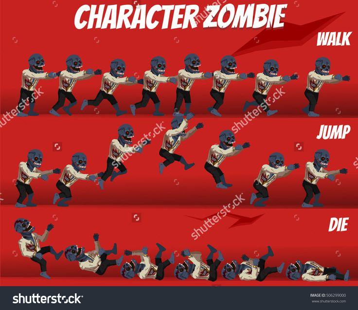 halloween zombie java game