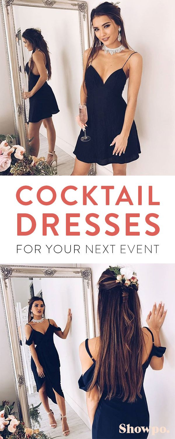 Turn heads at your next cocktail event in one of our many party dresses. With hundreds of styles to choose from stop the search and click though to find your perfect dress! #Showpo