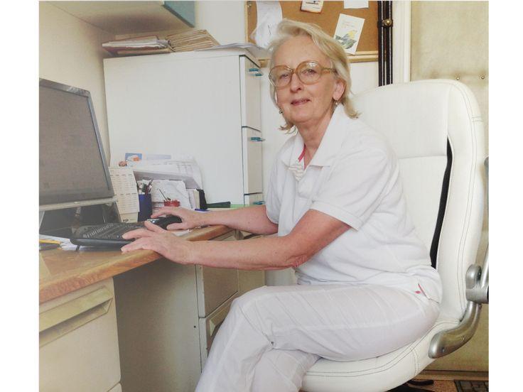 Ivana - lékařský dohled