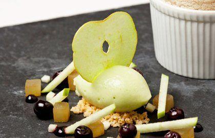 Apple Sorbet Recipe - Great British Chefs