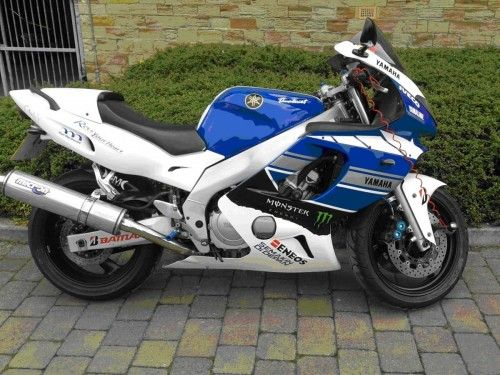 Yamaha YZF Thundercat | It's Been NICKED ™  This very distinctive Yahama bike was stolen from Heckmondwike in Yorkshire.  Do you know where it is?