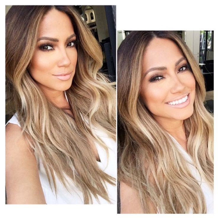 79 Best OMBRE & BAYALAGE +WELLA TONERS Images On Pinterest