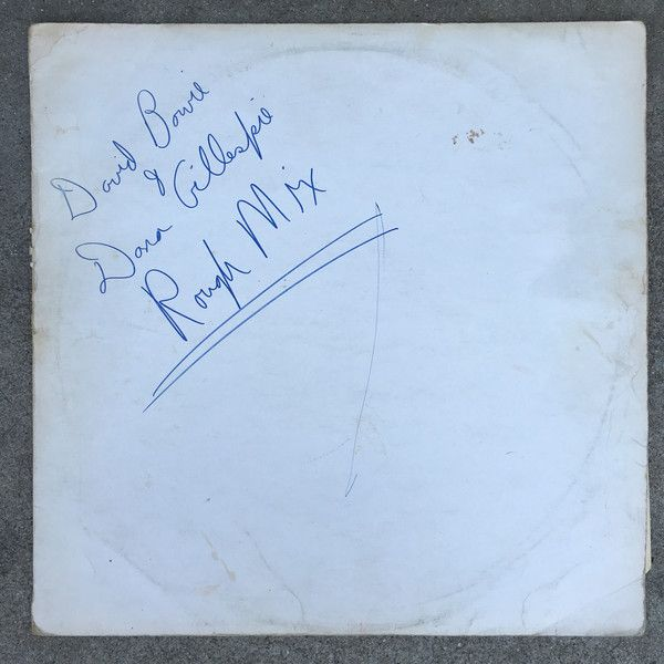 David Bowie / Dana Gillespie - Untitled